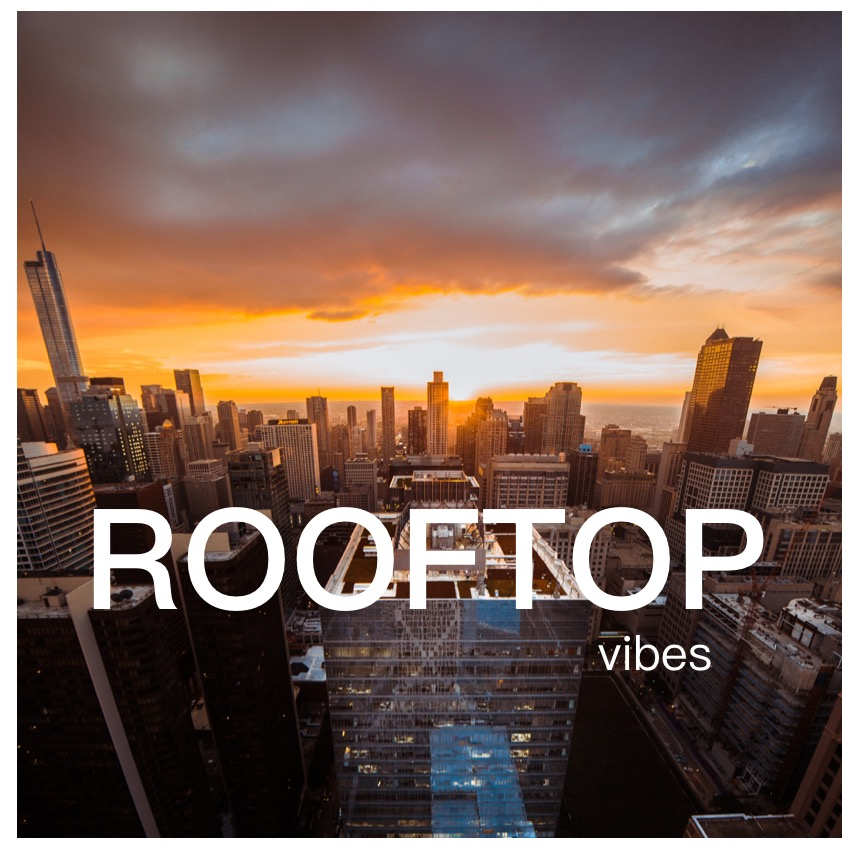 Rooftop Vibes Playlist
